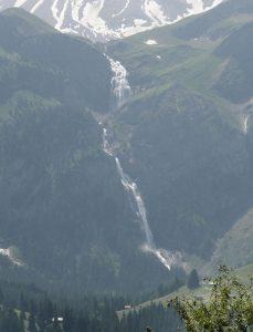 Adelboden BE, Engstligen waterfalls, Switzerland