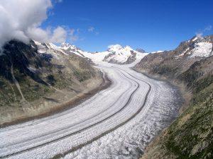 Aletsch Glacier VS, Switzerland