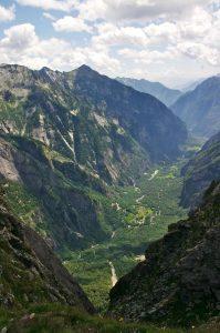 Bavona Valley TI, Switzerland