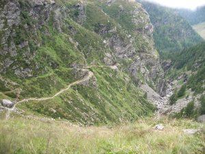 Cardinello Ravine, Italy