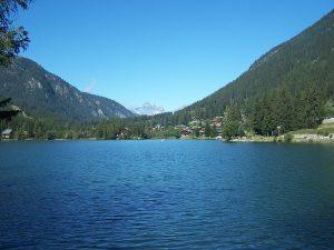 Champex Lake VS, Switzerland
