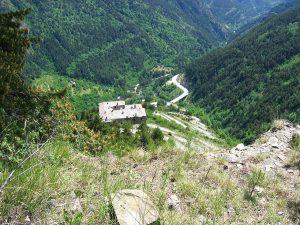 Col de Tende Pass, Italy