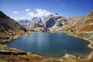 Col du Grand Saint Bernard Pass, Italy