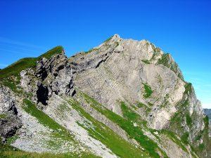 Dent de Bonavau VS, Mountain, Switzerland