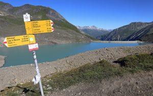 Griessee Reservoir, Griespass VS, Switzerland