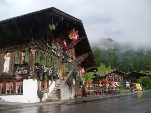 Gsteig bei Gstaad BE, Switzerland