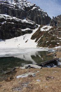 Lago d` Efra Lake TI