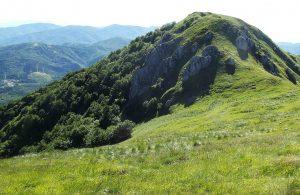 Monte Galero mountain, San Bernardo Pass, Italy