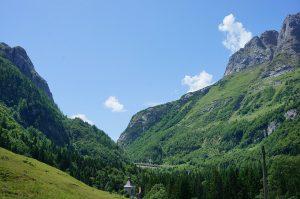 Plöckenpass, Austria