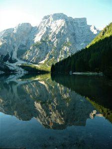 Pragser Wildsee, Seekofel, Italy
