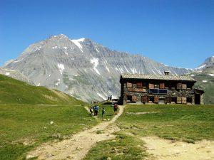 Termignon, Plan du Lac Hut, France