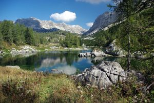 Triglav Lakes Valley, Slovenia