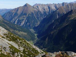 Zemmtal Valley, Ginzling, Austria