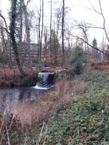 20210108_152847 (2) - Arnhem (NL) -Park Sonsbeek - St. Jansbeek - waterval - vijver