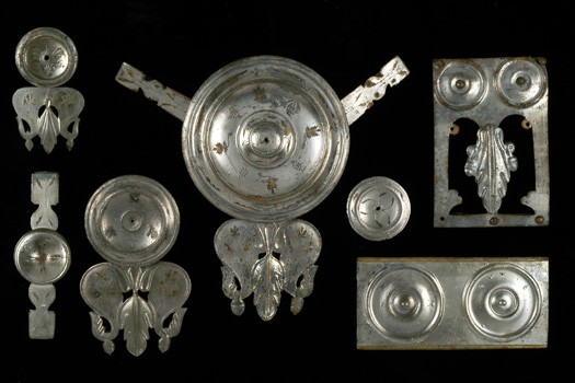 romeinse schat doorwerth - rijksmuseum van oudheden
