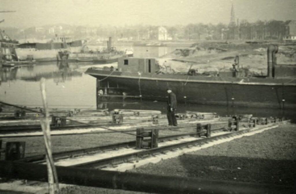 Arnhem ASM-werf jaren 1930 165107403_3835412226495748_369117386050032949_o